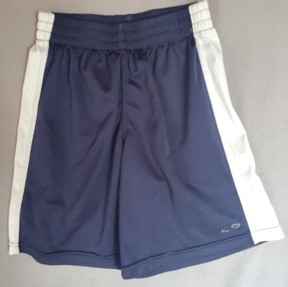 Champion Boys Navy Athletic short - S